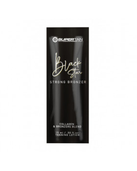 Supertan - Black Star Bronzer + Collagen 15ml
