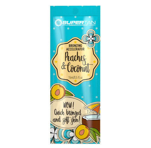 Supertan - Peaches & Coconut Bronzing Accelerator