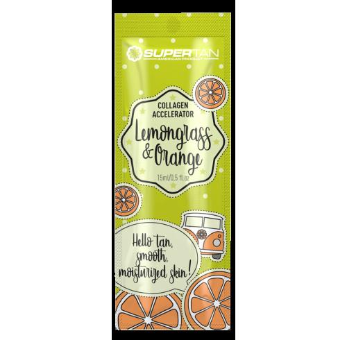 Supertan - Lemongrass + Orange Collagen