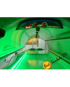 UPGRADED ERGOLINE 800 Excellence + LED light Show