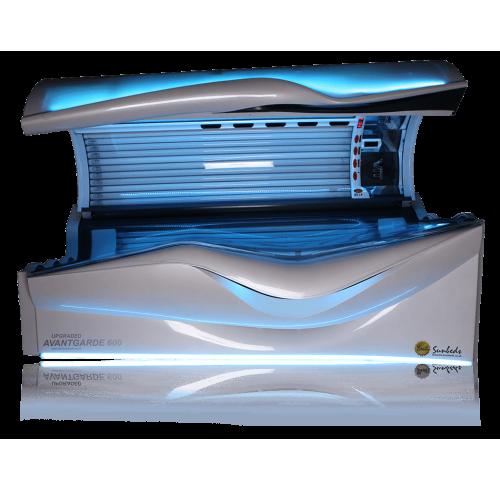 Ergoline Avantgarde 600 Upgraded + LED light Show