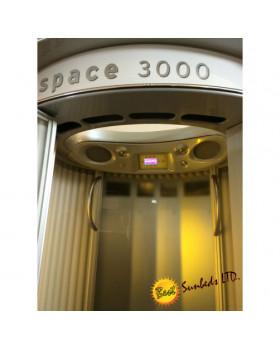 megaSun SPACE 3000 - Four Seasons - VIBRA
