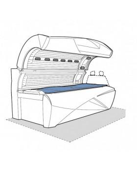 Acrylic sheet for Ergoline Affinity 600 - BENCH
