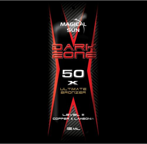 Magical Sun - Dark Zone (50x ultimate bronzer) 12ml