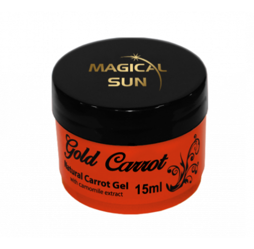 MAGICAL SUN  Gold Carrot with melon extracts